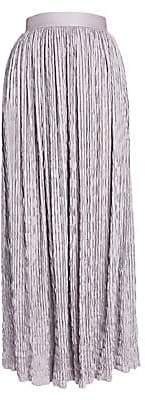 Giorgio Armani Women's Crinkled Maxi Skirt