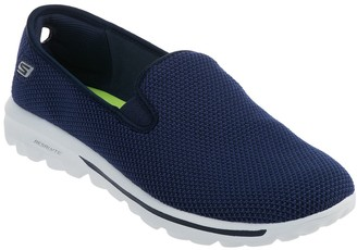 Skechers GOwalk Slip-on Mesh Sneakers - Dazzle