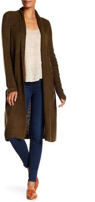 Max Studio Long Knit Cardigan