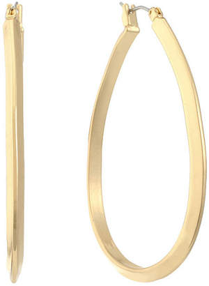 Gloria Vanderbilt 39.9mm Hoop Earrings