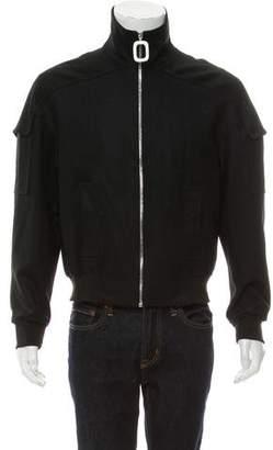 J.W.Anderson Wool Flight Jacket w/ Tags