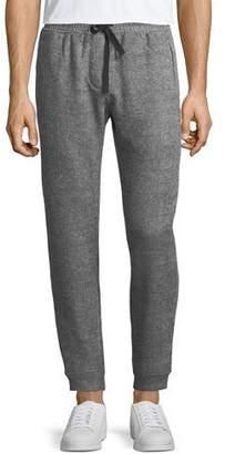 ATM Anthony Thomas Melillo Men's Double-Knit Jogger Sweatpants