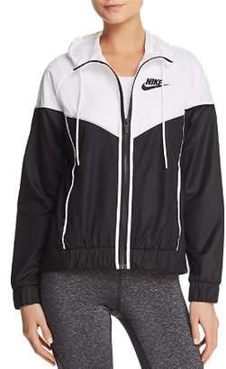 Nike Color-Block Windbreaker Track Jacket
