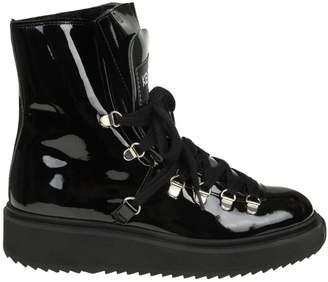 Kenzo Flat Booties Boots Women