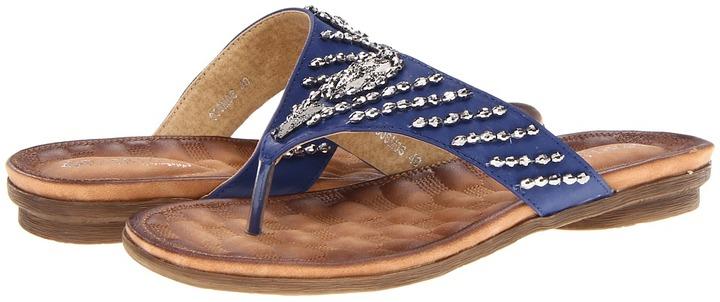 Patrizia Cosmos (Blue) - Footwear