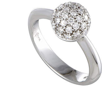 Damiani 18K 0.50 Ct. Tw. Diamond Ring