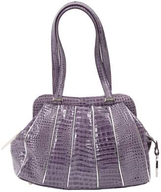 Casadei Patent leather handbag