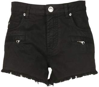 Pierre Balmain Frayed Shorts