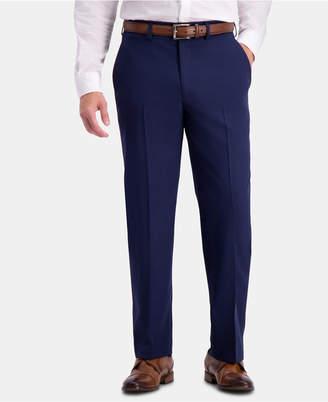 Haggar Men Active Series Herringbone Classic-Fit Suit Separate Pants