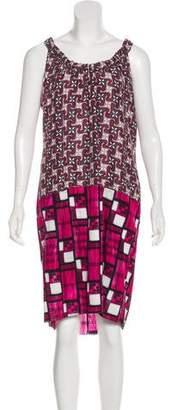 Marni Silk-Blend Dress