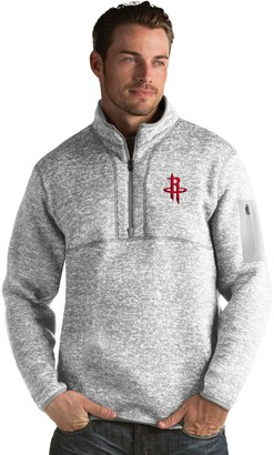 Antigua Men's Houston Rockets Fortune Pullover