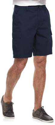 Croft & Barrow Classic-Fit Flex Waist Cargo Shorts