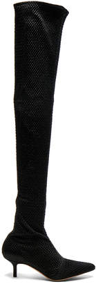 Elliot Low Heel Thigh High Boots