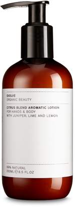 Evolve Beauty - Citrus Blend Aromatic Lotion