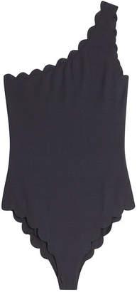 Marysia Swim Asymmetric Swimsuit
