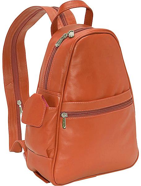 Piel Tri-Shaped Sling Bag