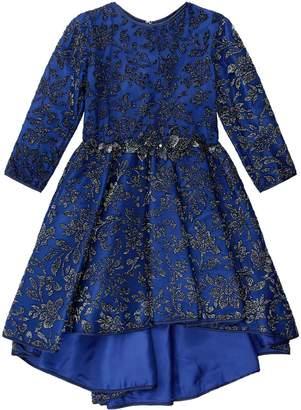 Lesy Floral Embellished Dress