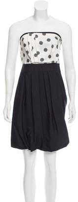 Reiss Silk Mini Dress
