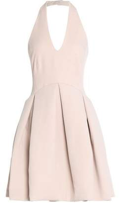 Halston Scuba Mini Dress