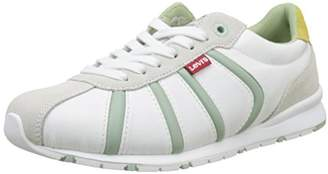Levi's Almayer II, Women's Low-Top Sneakers,(40 EU)