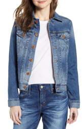 AG Jeans 'Mya' Denim Jacket