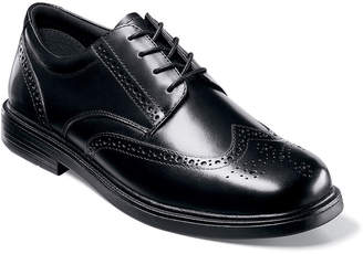Nunn Bush Eagan Mens Wingtip Dress Oxford Shoes
