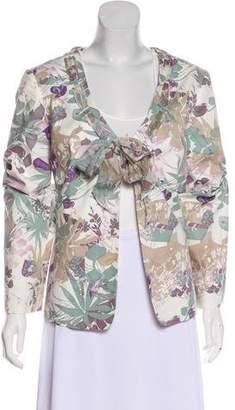 Ellen Tracy Linda Allard Long Sleeve Casual Jacket