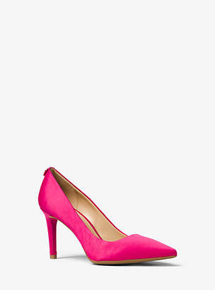 Michael Kors Dorothy Satin Pump