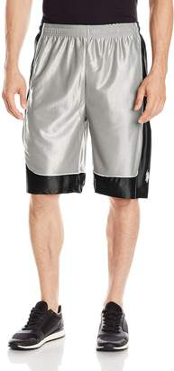 U.S. Polo Assn. Men's Athletic Short with Dazzle Side Panel