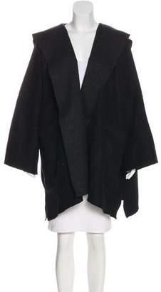 eskandar Oversize Lightweight Coat