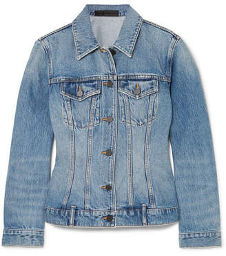 Alexander Wang Denim Jacket - Light denim