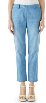 Gucci Denim Chino Pants