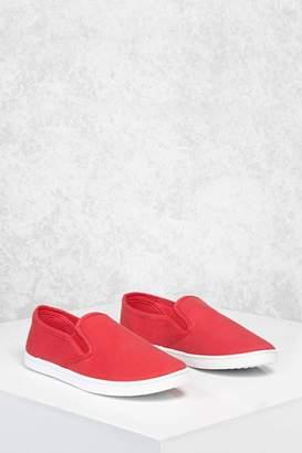Forever 21 Slip-On Sneakers
