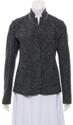 Fabiana Filippi Merino Wool Knit Jacket
