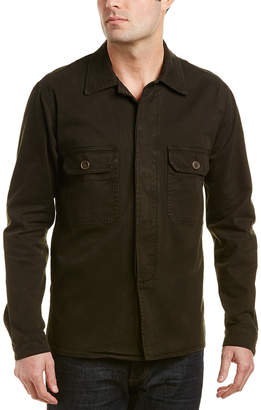 Hudson Jeans Jeans Workwear Shirt Jacket