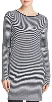 Rag & Bone Directional-Stripe Dress