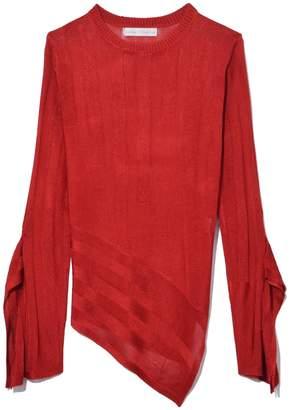 Palmer Harding Palmer//Harding Blaze Sweater in Red