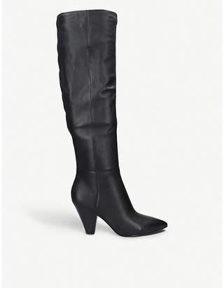 fb417a61b1e Aldo Adwecia over-the-knee leather boots