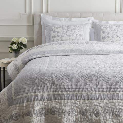 Wayfair Freeland 100 Cotton 7 Piece Reversible Comforter