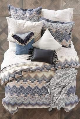 BCBGeneration Zig Zag Ombre King Comforter Set