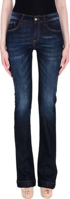 Manila Grace Denim pants - Item 42672307CH
