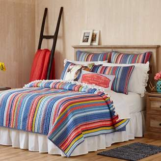 The Pioneer Woman Barn Dance Quilt Set, Multi-Color
