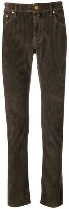 Jacob Cohen five pocket corduroy trousers