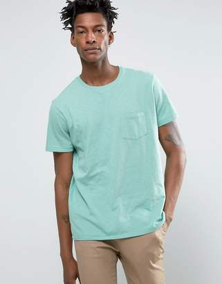 Lee Pocket T-Shirt Slub Jersey