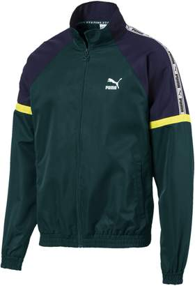 PUMA XTG Full Zip Mens Woven Jacket