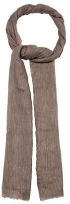 Brunello Cucinelli Metallic-Accented Cashmere Scarf metallic Metallic-Accented Cashmere Scarf