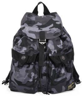 Polo Ralph LaurenPolo Ralph Lauren Camo-Print Military Backpack