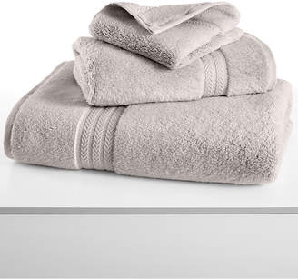 """Hotel Collection Finest Elegance 13"""" x 13"""" Washcloth, Created for Macy's Bedding"""