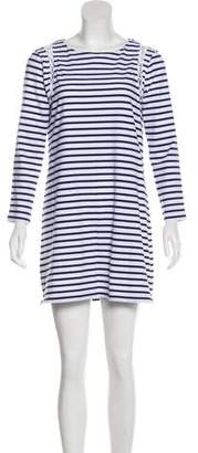 A.L.C. Striped Knit Dress