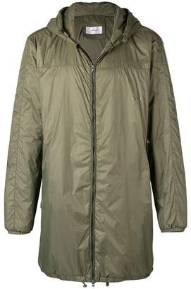 Mauro Grifoni zip hooded coat